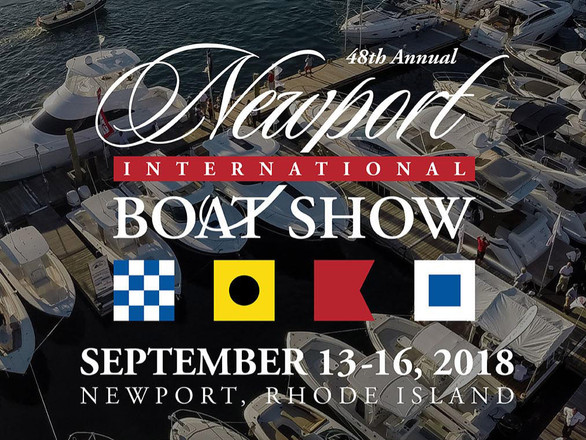 48th Annual Newport International Boat Show: September 13 – 16, 2018 in Newport, RI
