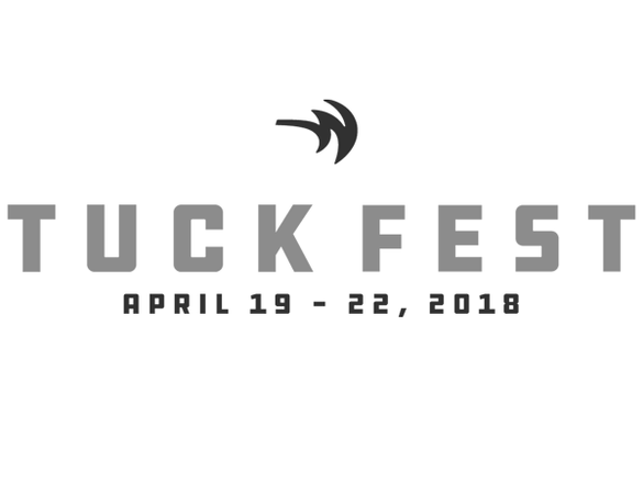 Tuck Fest at the US Nat'l Whitewater Center: April 19-22 in Charlotte, NC