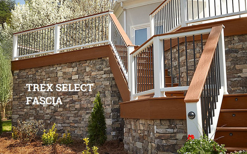 Trex Select Fascia Collection