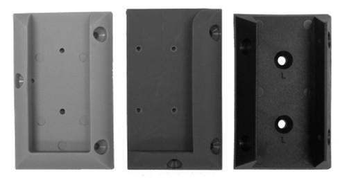 DecKorators Brackets for 2x4 Rails