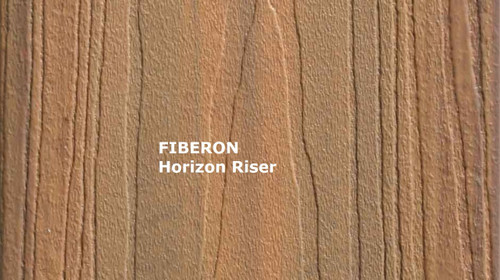 Fiberon Horizon Riser in IPE