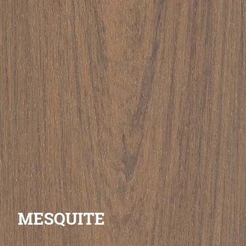 DecKorators Vault Fascia in Mesquite