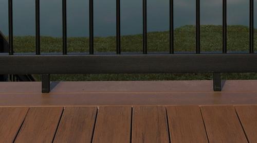 TimberTech Evolutions Builder Rail Foot Block (2 shown)