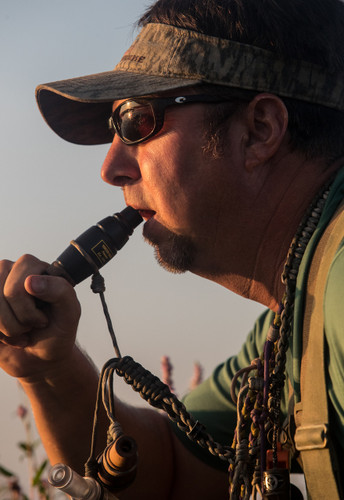"""The New Poison! Sure-Shot Game Calls is synonymous with innovation, which began with the invention of the Double Reed Duck Call from our founders George Yentzen and World Champion and Outdoor Hall of Fame Inductee, James """"Cowboy"""" Fernandez! We've spent the last 6 decades continuing and upholding the tradition and heritage with every call we make. So when it came time to re-visit one of our most beloved products, we knew it wouldn't be easy. Being an industry leader, meant we couldn't just change the color, or slap a new label and package on the same ole' thing. We had to scrutinize every aspect of it and ask the same question we always do…. """"Is this the best we've got?!  And from that very statement the YENTZEN ONE2 was born! YENTZEN ONE2 dramatically improves the most important aspects of the ONE experience. It introduces an advanced NEW Double Reed System. The best sound and response ever in a call! A redesigned Screw-Lock system for smoother and faster assembly and tuning. A Re-Engineered tone chamber makes the YENTZEN ONE2 over 2X as loud as the previous model. An all new Walnut band gives the perfect accent and pays tribute to its ancestors of old. It is every bit as POWERFUL and virtually INDESTRUCTIBLE as it is BEAUTIFUL! Get your YENTZEN ONE 2  NOW!"""