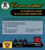 Austrian Light Kavallerie Brigade (Early-Mid-Late War) Attachment Pack