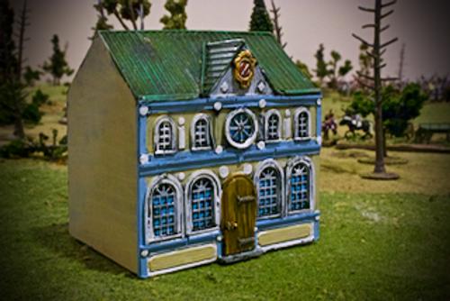 European Town House 4