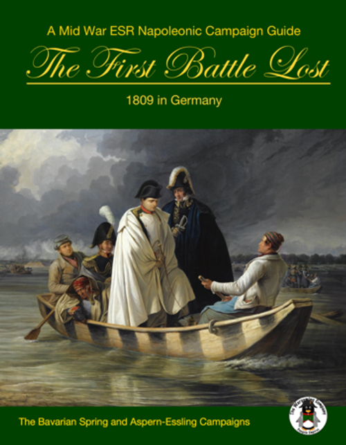 The First Battle Lost, 1809 in Germany