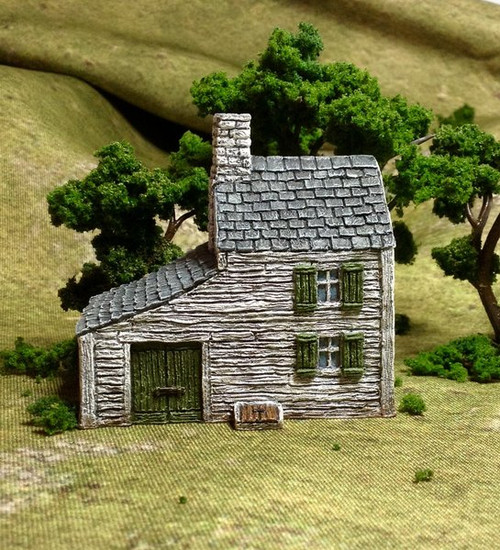 ACW Farmhouse with Carriage Shed