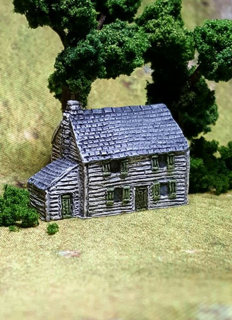 ACW Timber clad Homestead
