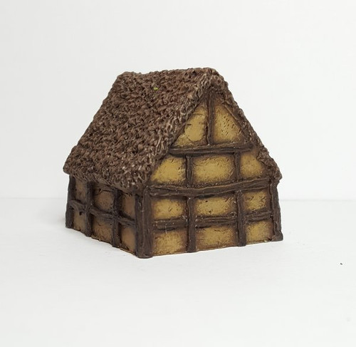 Thatched Timber Framed Barn