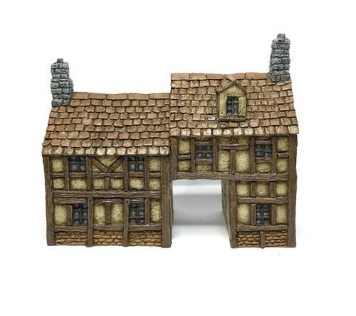 Timber Framed Gatehouse