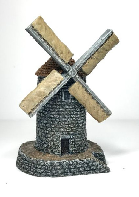 European Stone Windmill
