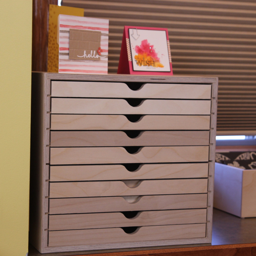 Superbe Drawer Cabinet Storage For Craft Rooms