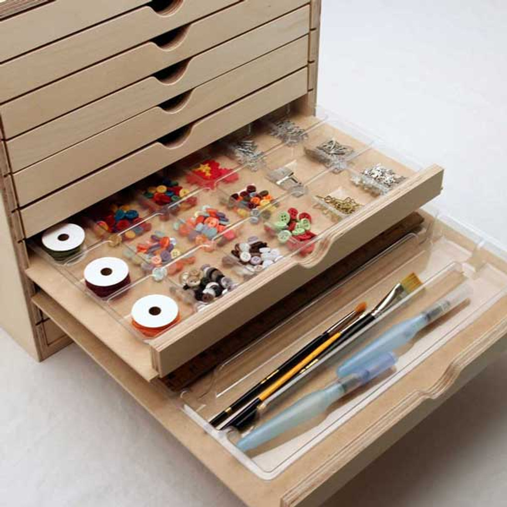 Drawer Cabinet Accessory Tray