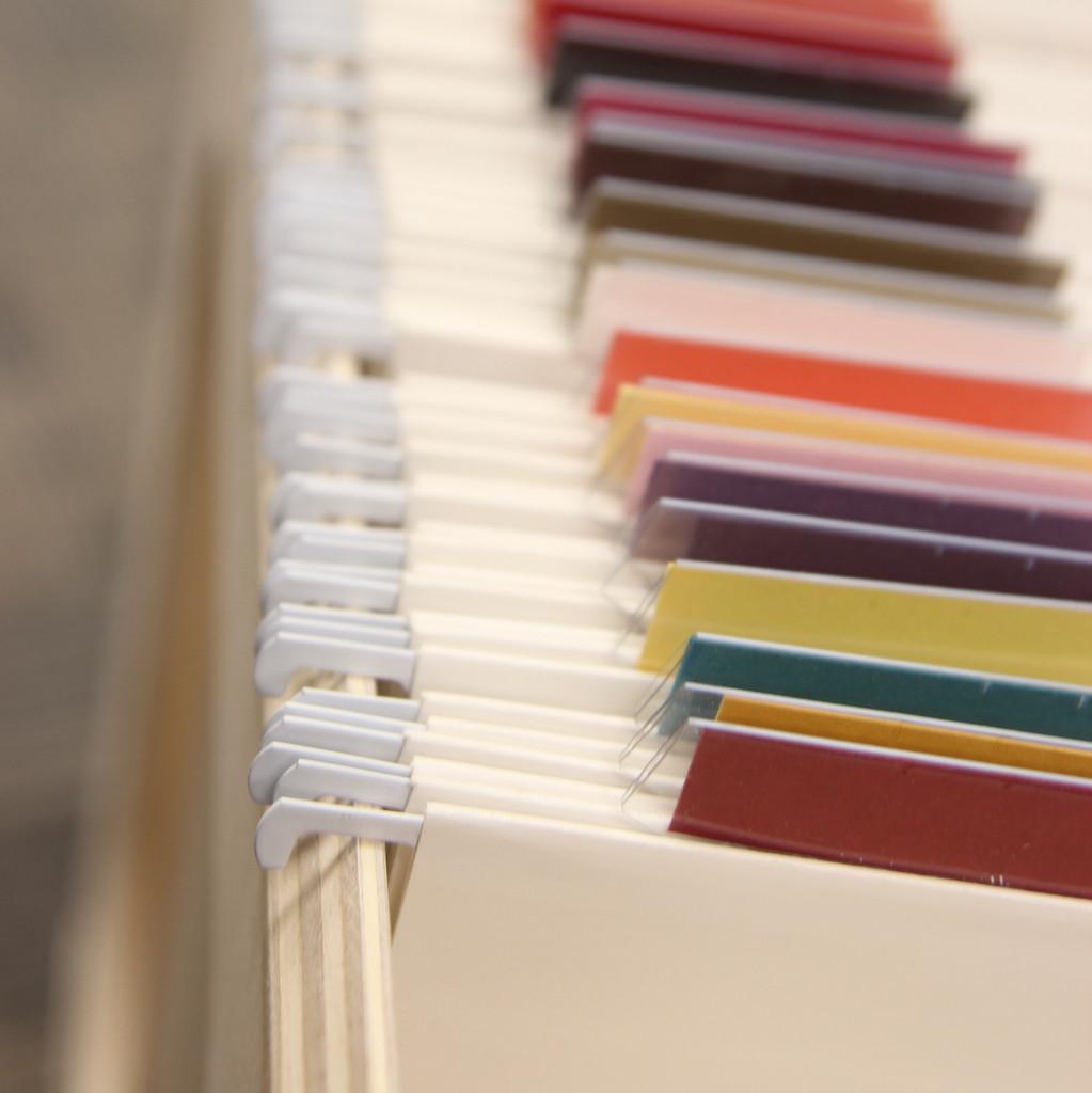 12x12 Hanging File Folders