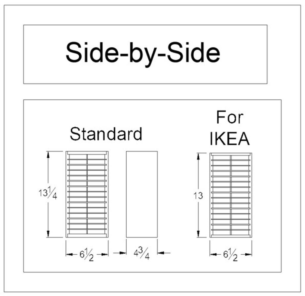 Side-by-Side Marker Holder