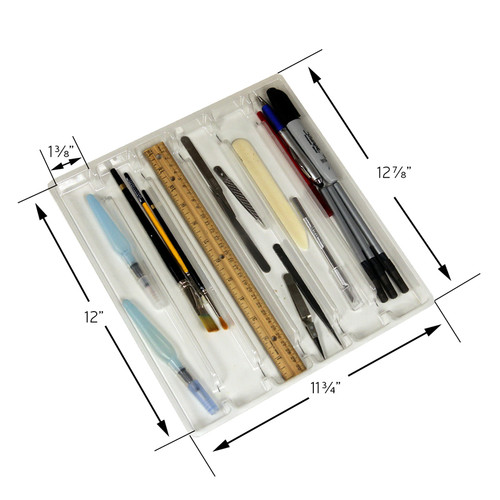 6 Slot Tool Tray Dimensions