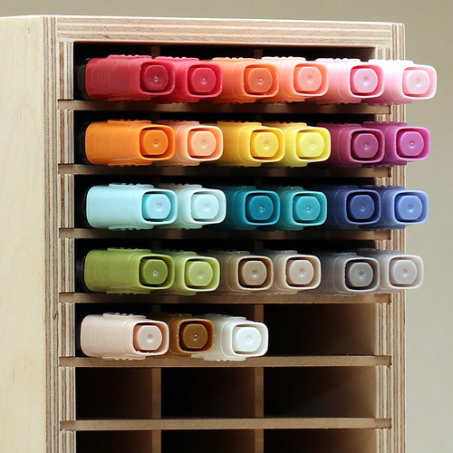 Marker Holder for Stampin Blends