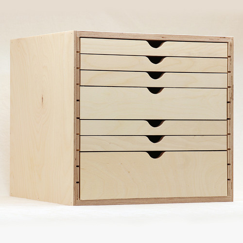 Stamp-n-Storage Drawer Cabinet custom drawer replacement Stamp-n-