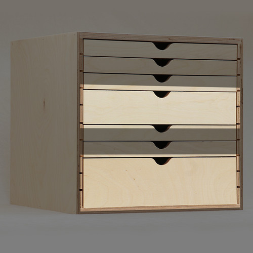 Storage Drawer cabinet double drawer or triple drawer cabinet replacement