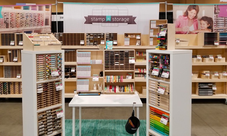 Meet us at the Rubber Stamp Events Show!