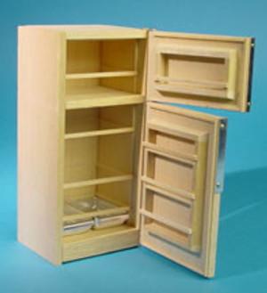 HW13433 - Kitchen Cabinet Kit - Refrigerator - Unfinished