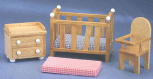 CLA91125 - Playstuf Nursery - Set/5