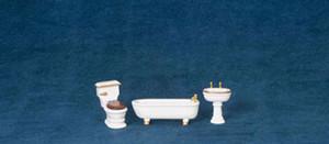 "1/2"" Scale - T0229 - Bathroom Set -  3 pc"