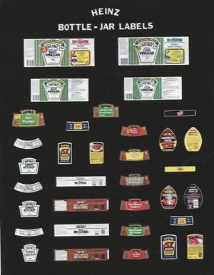 F9000 - Jar & Bottle Labels