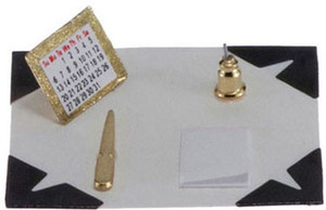 Dollhouse Miniature - IM65755 - Desk Set