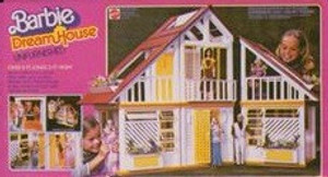 FA80144 - Barbie Dream House - Box Kit