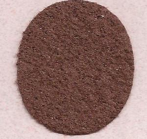 Dollhouse Miniature - **Discontinued** FF5986 - Carpet: Dark Brown
