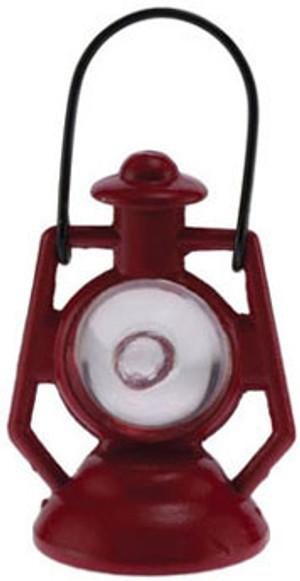 Dollhouse Miniature - IM65700 - Lantern - Red