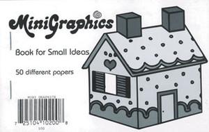 MG102 - Small Ideas Book - Wallpaper Pieces