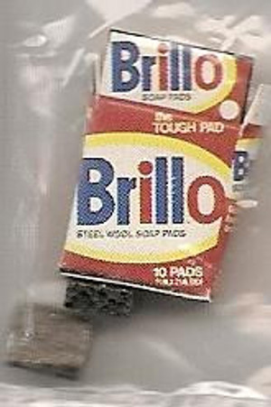 FA11116 - BRILLO BOX - 2 PADS  Discontinued