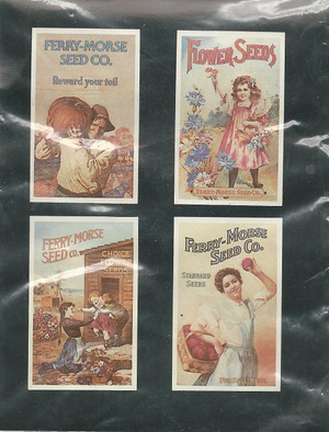 FA80203 - Ferry-Morse Seed Posters