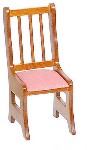 **DISCONTINUED** - T6219 - Side Chairs - Set/4  - Walnut
