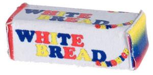 Dollhouse Miniature - FA59902 - 1:24 Scale White Bread - Pkg/2