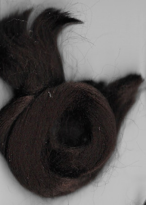 Dark Brown - Wigging Material