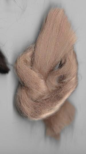Golden Blonde - Wigging Material