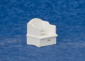 T5234 - POTTY CHAIR - WHITE