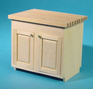 HW13411 - Kitchen Cabinet Kit - Center Island - Unfinished