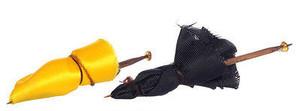 Dollhouse Miniature -Umbrellas - Set/2 - D6306