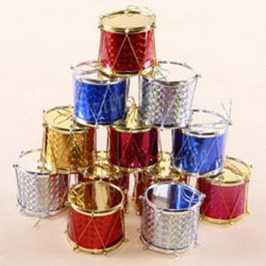 Dollhouse Miniature - 93406 - Drum with Drumsticks
