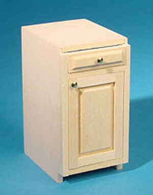 "HW13401 - Kitchen Cabinet Kit -1.5"" Base Unit- Kit - Unfinished"