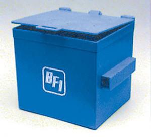 DDL237 - Dumpster - Blue