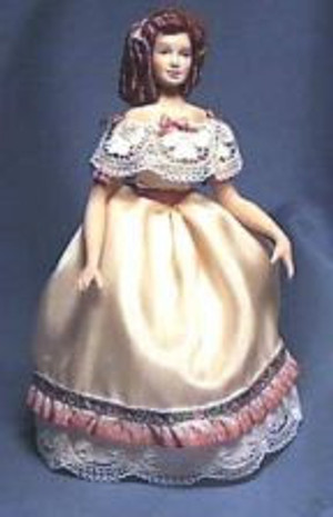 306 - Victorian Ball Gown Costume #1