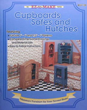 BOY139 - Cupboards, Safes & Hutches Book
