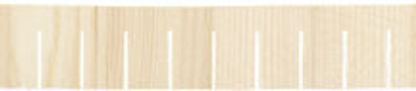 **DISCONTINUED** - CLA77404 - Shingles: Whitewood - Strips - Rectangle - 12 pc