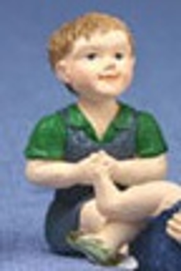 DDL1209-2 - Green Shirt